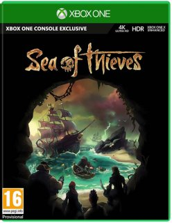 Диск Sea of Thieves [Xbox One]