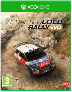 Диск Sebastien Loeb Rally EVO [Xbox One]