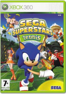 Диск Sega Superstars Tennis (Б/У) [X360]
