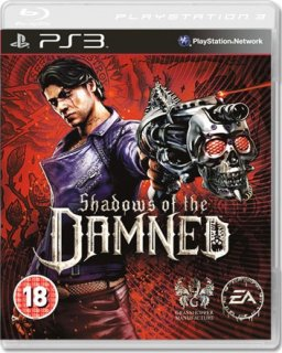 Диск Shadows of the Damned (Б/У) [PS3]