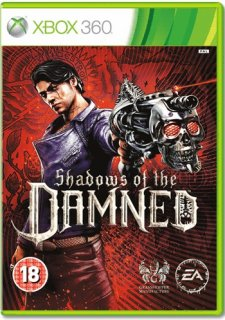 Диск Shadows of the Damned (Б/У) [X360]