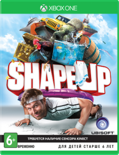 Диск Shape Up [Xbox One]