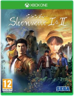 Диск Shenmue 1 & 2 HD Remaster [Xbox One]