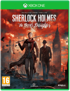 Диск Sherlock Holmes: The Devil's Daughter [Xbox One]