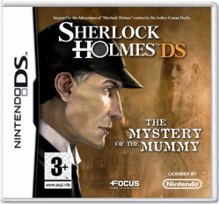 Диск Sherlock Holmes: The Mystery of the Mummy [DS]