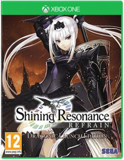 Диск Shining Resonance Refrain [Xbox One]