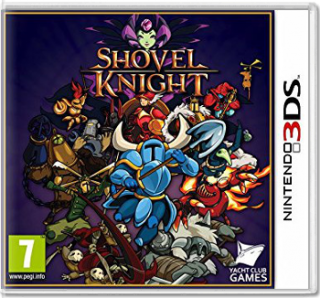 Диск Shovel Knight [3DS]
