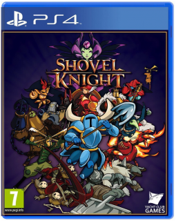 Диск Shovel Knight [PS4]