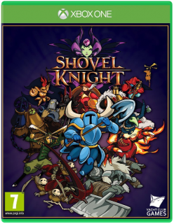 Диск Shovel Knight [Xbox One]