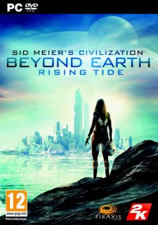 Диск Sid Meier's Civilization: Beyond Earth - Rising Tide [PC]