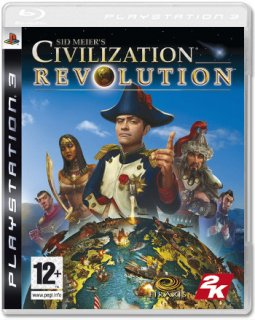 Диск Sid Meier's Civilization Revolution [PS3]