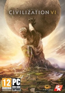 Диск Sid Meier's Civilization VI [PC,DVD]