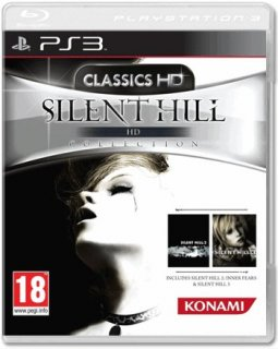 Диск Silent Hill HD Collection (Б/У) [PS3]