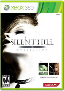 Диск Silent Hill HD Collection (US) (Б/У) [X360]