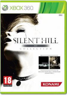 Диск Silent Hill HD Collection (Б/У) [X360]