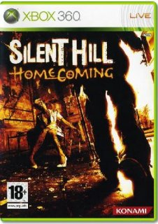 Диск Silent Hill: Homecoming (Б/У) [X360]