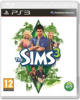 Диск Sims 3 [PS3]