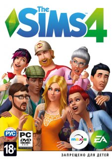 Диск Sims 4 [PC]