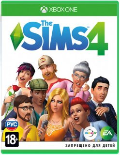 Диск The Sims 4 [Xbox One]