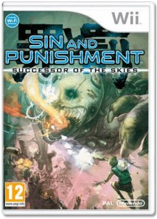 Диск Sin & Punishment: Successor of the Skies [Wii]