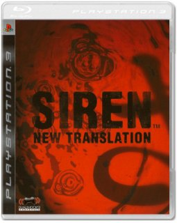 Диск Siren: New Translation (Blood Curse) (Регион 3) (Б/У) [PS3]