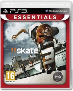 Диск Skate 3 [PS3]