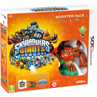 Диск Skylanders: Giants - Booster Pack [3DS]