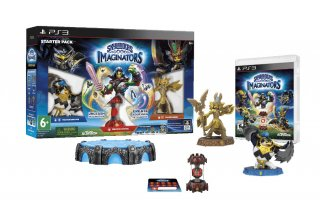 Диск Skylanders Imaginators. Стартовый Набор [PS3]