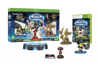 Диск Skylanders Imaginators. Стартовый Набор [X360]