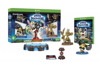 Диск Skylanders Imaginators. Стартовый Набор [Xbox One]