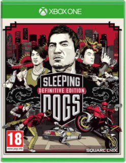 Диск Sleeping Dogs Definitive Edition (Б/У) [Xbox One]