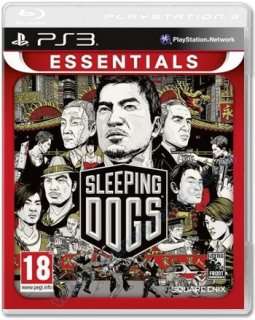 Диск Sleeping Dogs (англ. версия) [PS3]