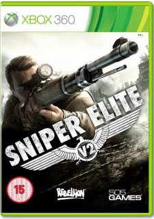 Диск Sniper Elite V2 Game of the Year (Б/У) [X360]