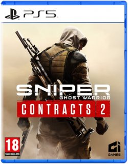 Диск Sniper: Ghost Warrior Contracts 2 [PS5]