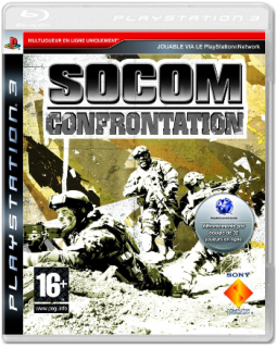 Диск SOCOM Confrontation (Б/У) [PS3]