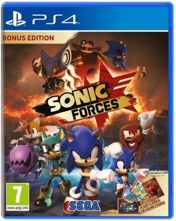 Диск Sonic Forces [PS4]