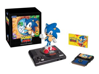 Диск Sonic Mania Collectors Edition [PS4]