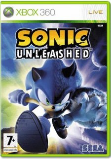 Диск Sonic Unleashed [X360]