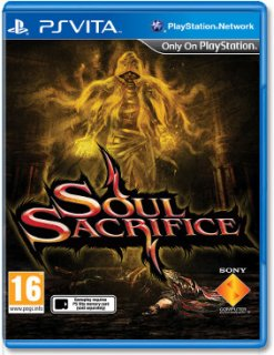 Диск Soul Sacrifice [PS Vita]