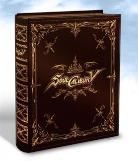Диск SoulCalibur 5 (V) Limited edition (Б/У) [X360]