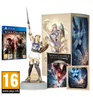 Диск SoulCalibur VI Collector's Edition [PS4]