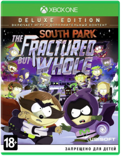 Диск South Park: The Fractured but Whole (Б/У) [Xbox One]