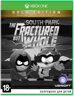 Диск South Park: The Fractured but Whole - Gold Edition [Xbox One]