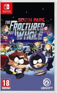 Диск South Park: The Fractured but Whole [NSwitch]