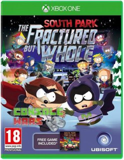 Диск South Park: The Fractured but Whole [Xbox One]