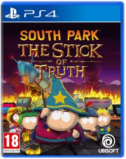 Диск South Park: Палка Истины (The Stick of Truth) HD [PS4]
