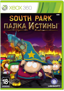 Диск South Park: Палка Истины (The Stick of Truth) (Б/У) [X360]