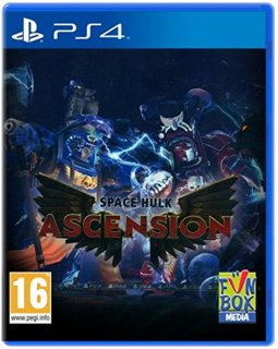 Диск Space Hulk Ascension [PS4]