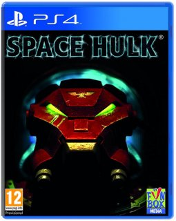 Диск Space Hulk [PS4]
