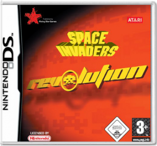 Диск Space Invaders Revolution [DS]